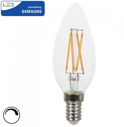 e14-filamentna-retro-vintage-led-sijalka-žarnica-svečka-zatemnilna
