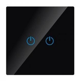 dvojno-serijsko-touch-stikalo-črno
