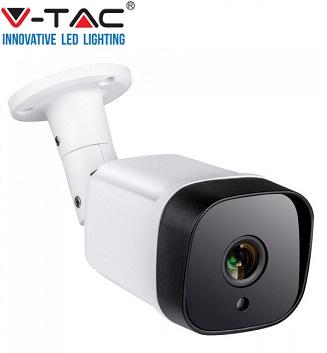zunanja-analogna-črnobela-varnostna-kamera