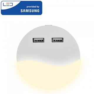 nočna-led-lučka-za-v-vtičnico-Z-USB-priklopom