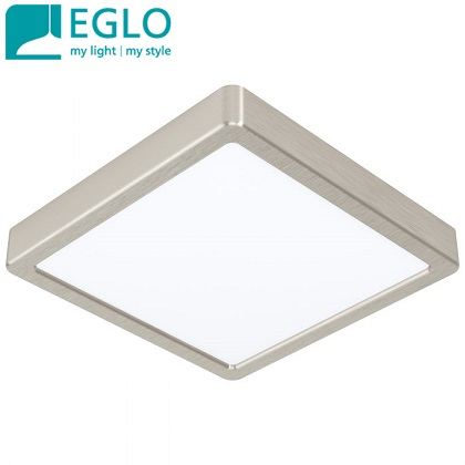 nadometni-kvadratni-led-paneli-eglo-brušen-nikelj