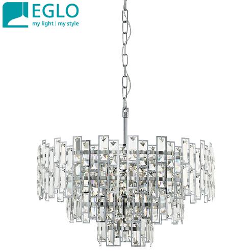 viseči-kristalni-lestenec-eglo-krom-stars-of-light