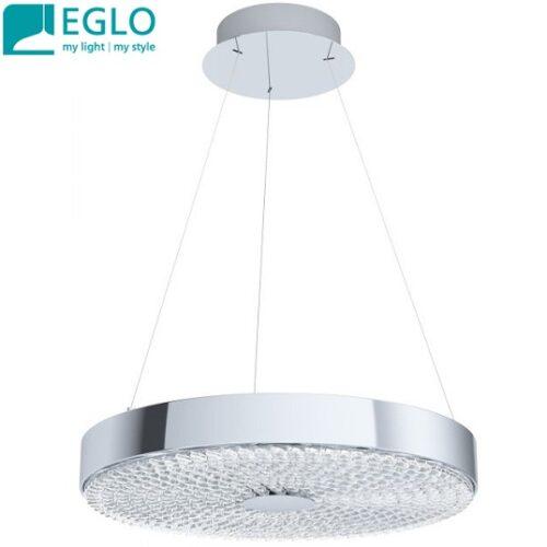 viseči-led-lestenec-eglo-s-kristali