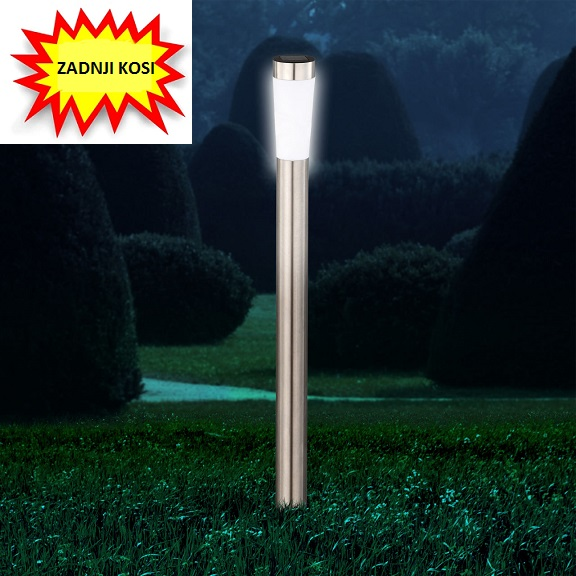 SOLARNA LED SVETILKA 560 mm 2X0,06W IP44 (ŠE 1 KOS)