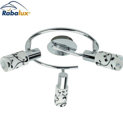 trojni-e14-reflektor-rabalux-črnobeli