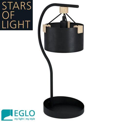 retro-vintage-namizna-svetilka-eglo-stars-of-light-črna