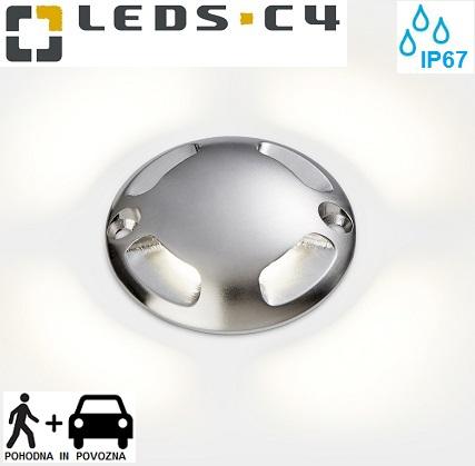 talna-povozna-pohodna-led-svetilka-inox-ip67-24v-četverni-snop