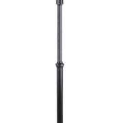 VRTNI TROJNI STEBER MARSEILLE H 1900 mm E27 3X60W IP44 (ŠE 1 KOS)