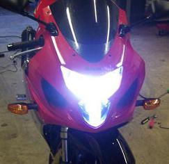 XENON IN LED OSVETLITEV ZA MOTOCIKLE IN SKUTERJE